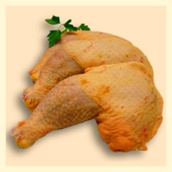 Carnicer a l s torres receta de traseros de pollo con for Cuartos traseros de pollo