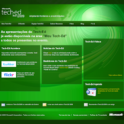 Projeto: Evento TechEd 2009