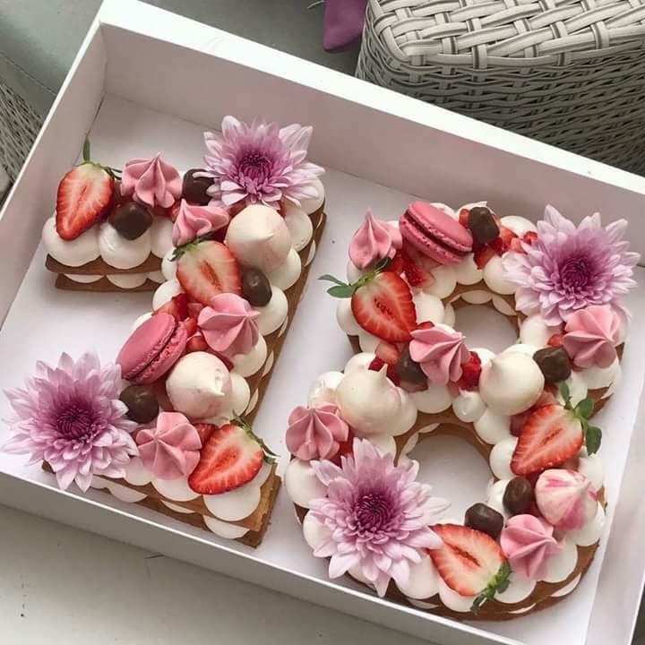 Birthday Cake Trending 2018