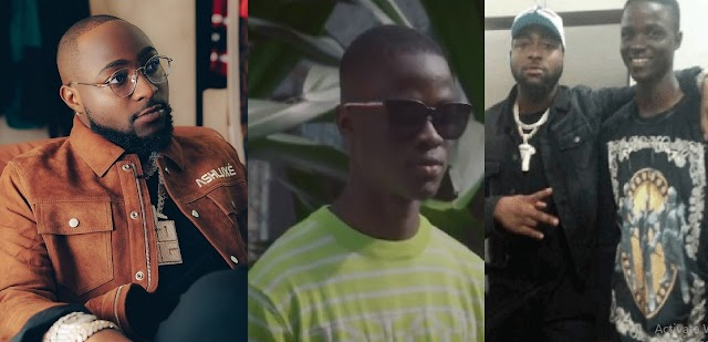Davido: Late Obama DMW's Look-Alike Son Gets Signed Into Top Modelling Agency [Video]