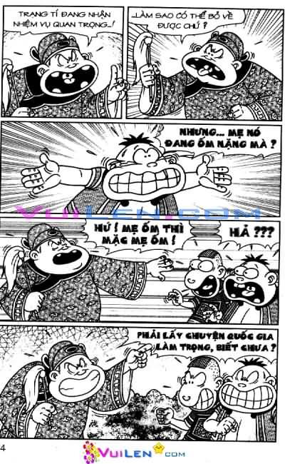 Thần Đồng Đất Việt Tập 92
