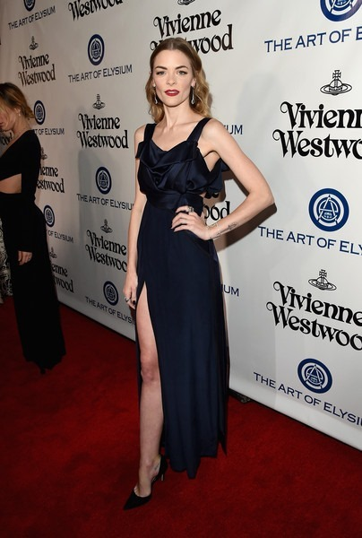 Jaime King attends The Art of Elysium 2016 HEAVEN Gala