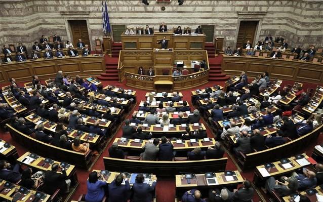 Βουλή: Υψηλοί τόνοι στην τελική ευθεία για τον νέο προϋπολογισμό