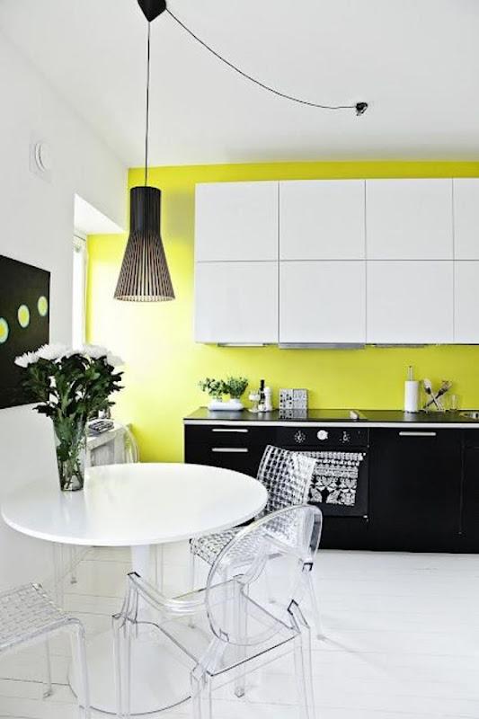 parete_cucina_giallo_lime