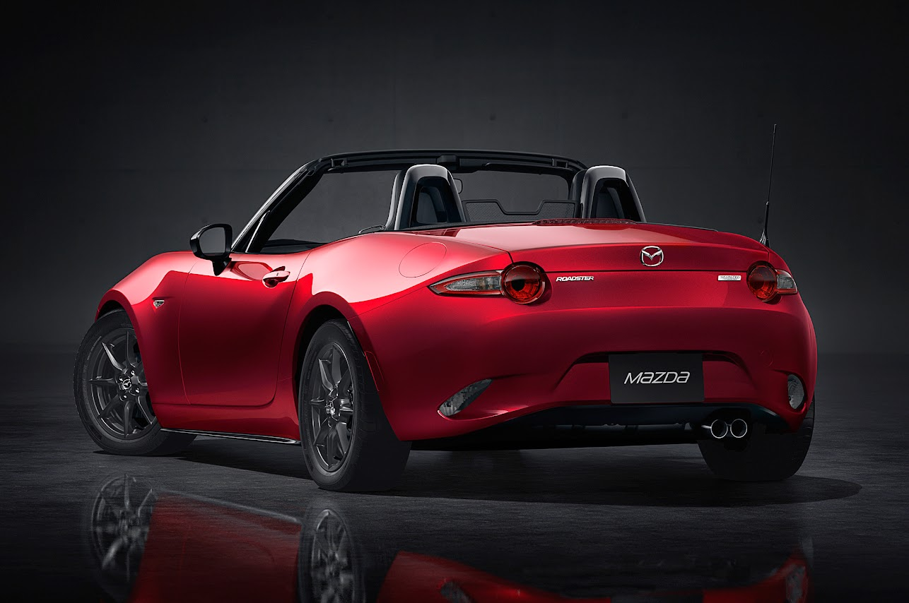 2016 mazda mx 5 miata first look. Black Bedroom Furniture Sets. Home Design Ideas