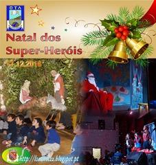 Natal dos Super-Herois - 17.12.16