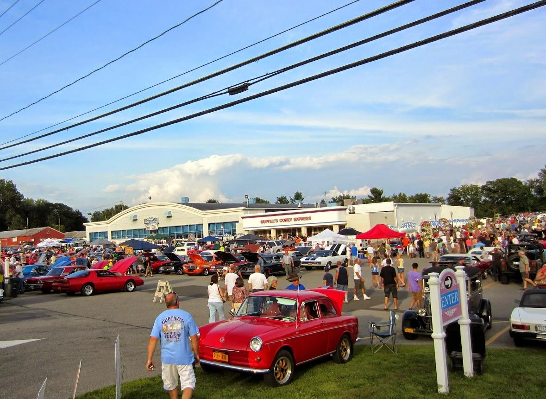 Guptill S Car Show