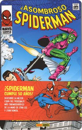 El asombroso spiderman d as de gloria marvel gold c mic - Marvel spiderman comics pdf ...