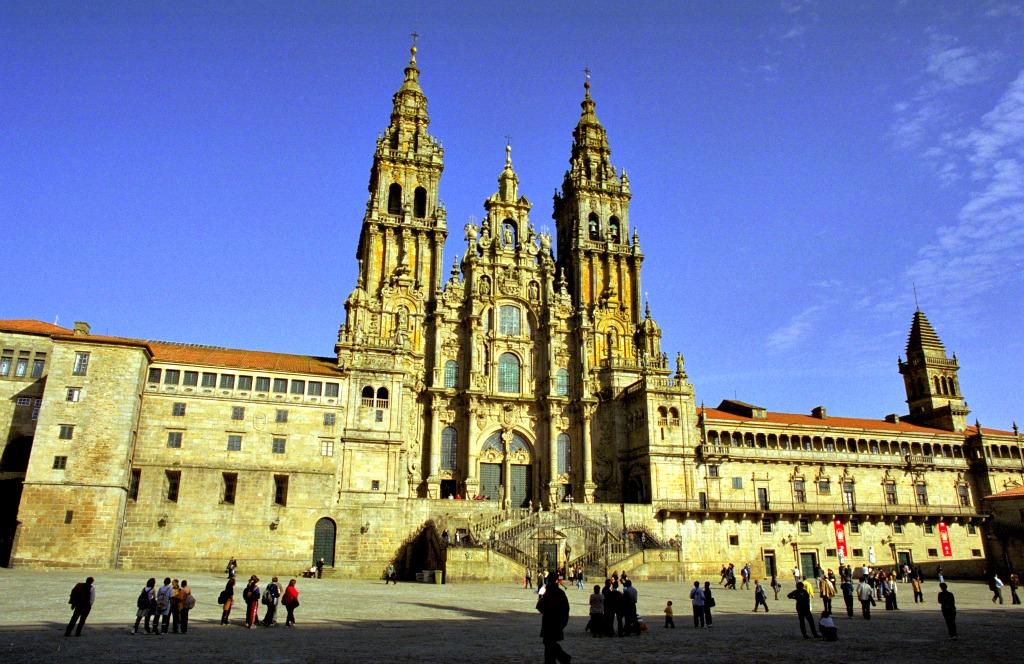 Catedral de Santiago de Compostela - Camino de Santiago