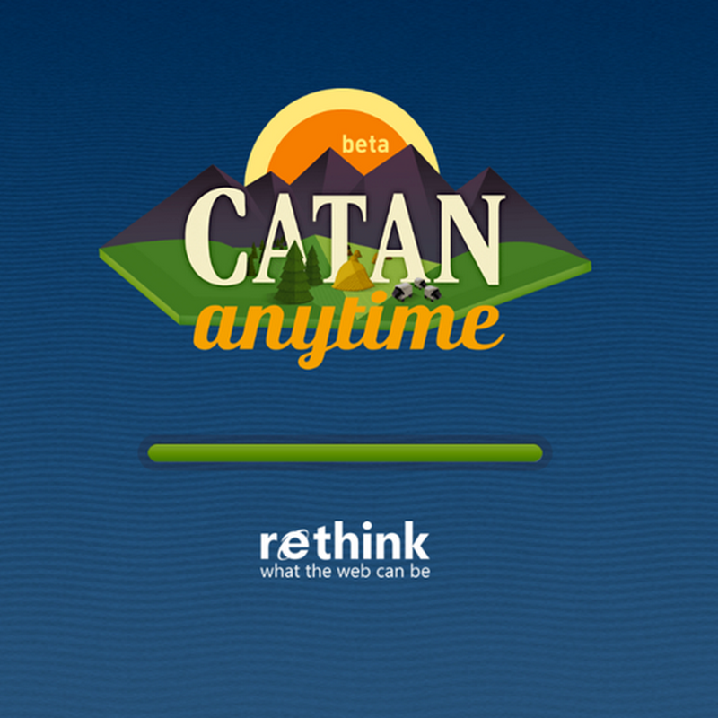 """Catan"", the legendary strategy game provides gaming fun any time, anywhere."