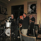 Blue Monday featuring Dixieland Dandies with Ohio Bob & Dr. Stew!