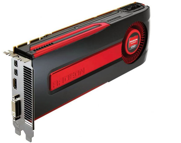 AMD Radeon HD 7970 System Requirements, Specifications