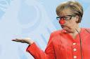 J'en ai marre de Angela Merkel - Jean Némar - Doigt d'honneur