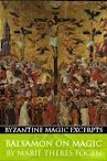 Balsamon on Magic (Byzantine Magic Excerpt)
