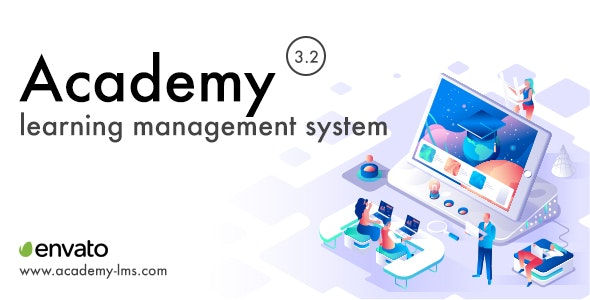 Academy Learning Management System v4.6 nulled