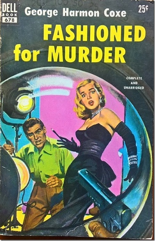 Fashioned for Murder