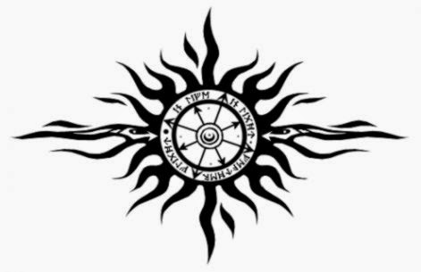 Chaos Sun tattoo design by stardrop on deviantART  tattoo ideas