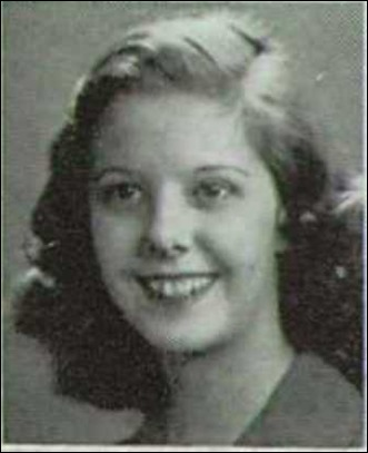 MILNE_Patricia_Headshot Sr High_1942_Cooley High_DetroitWayneMichigan