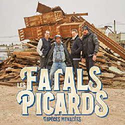CD Les Fatals Picards - Espèces menacées 2019 (Torrent)