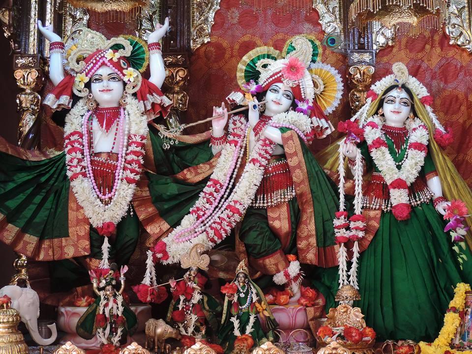ISKCON Bangalore Deity Darshan 23 Dec 2015 (6)