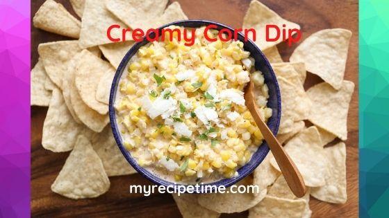 Creamy Elote Dip Recipe