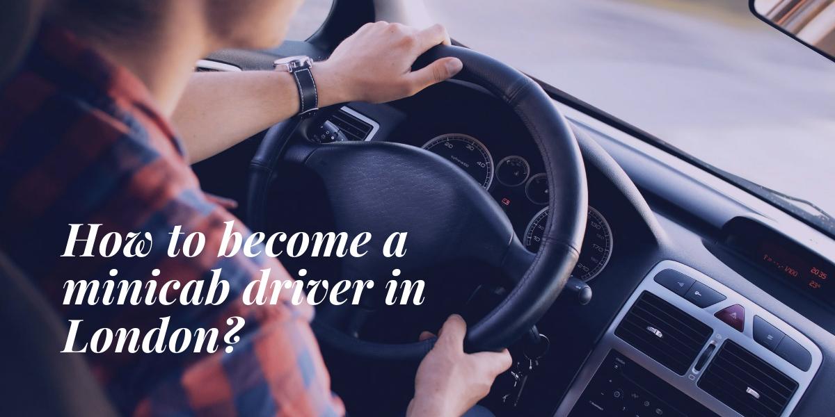 minicab driver London