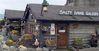 Salty Dawg Saloon open for a new season.