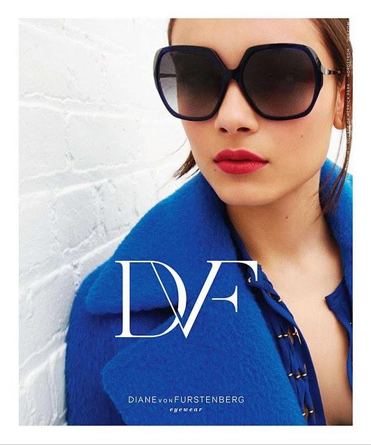 49ef17c78 Eyewear Diane von Furstenberg - Autumn / Winter 2011: eyewear_daily ...