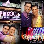 Priscilla el Musical con LosBonitos