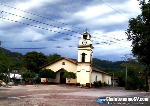Iglesia de Potonico