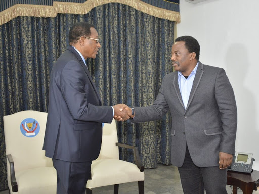 RDC : Kabila et Tshibala à Kananga