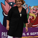 OIC - ENTSIMAGES.COM - Wendi Peters at the  ENTS:  The 3 Little Pigs - VIP performance in London 6th August 2015 Photo Mobis Photos/OIC 0203 174 1069