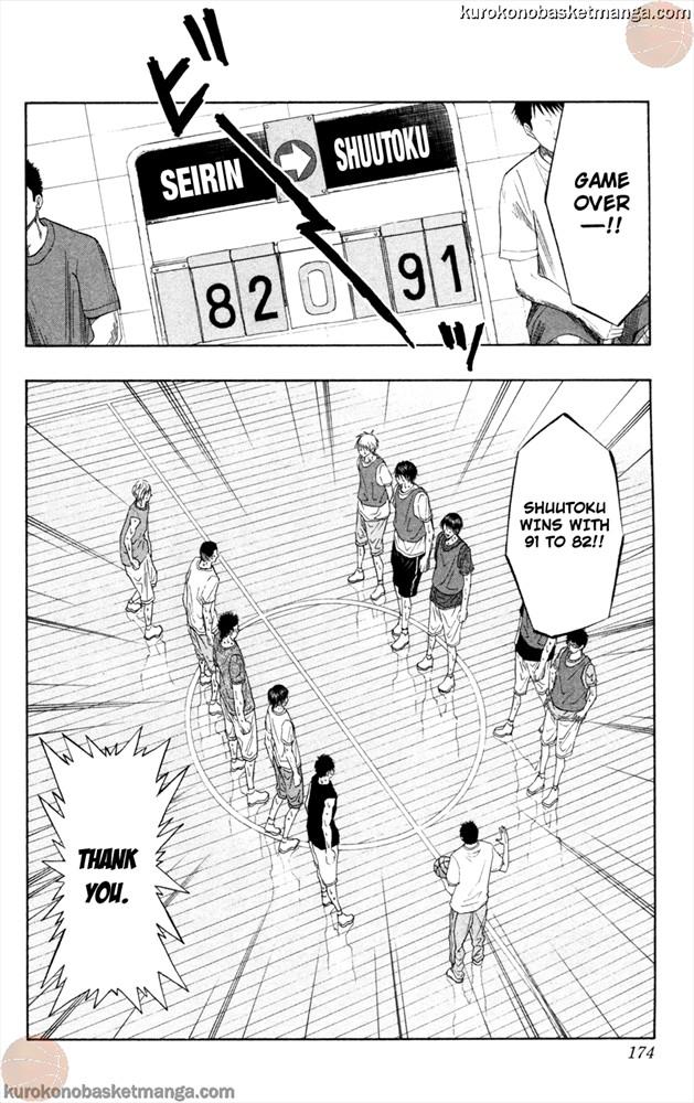 Kuroko no Basket Manga Chapter 61 - Image 2