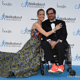 OIC - ENTSIMAGES.COM - Carolina Gonzalez-Bunster and Lewis Gonzalez-Bunster at the   THE WALKABOUT FOUNDATION INAGURUAL GALA IN LONDON   27th June 2015   Photo Mobis Photos/OIC 0203 174 1069