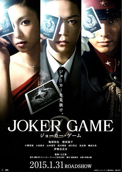 Joker Game - Trò Chơi Cân Não