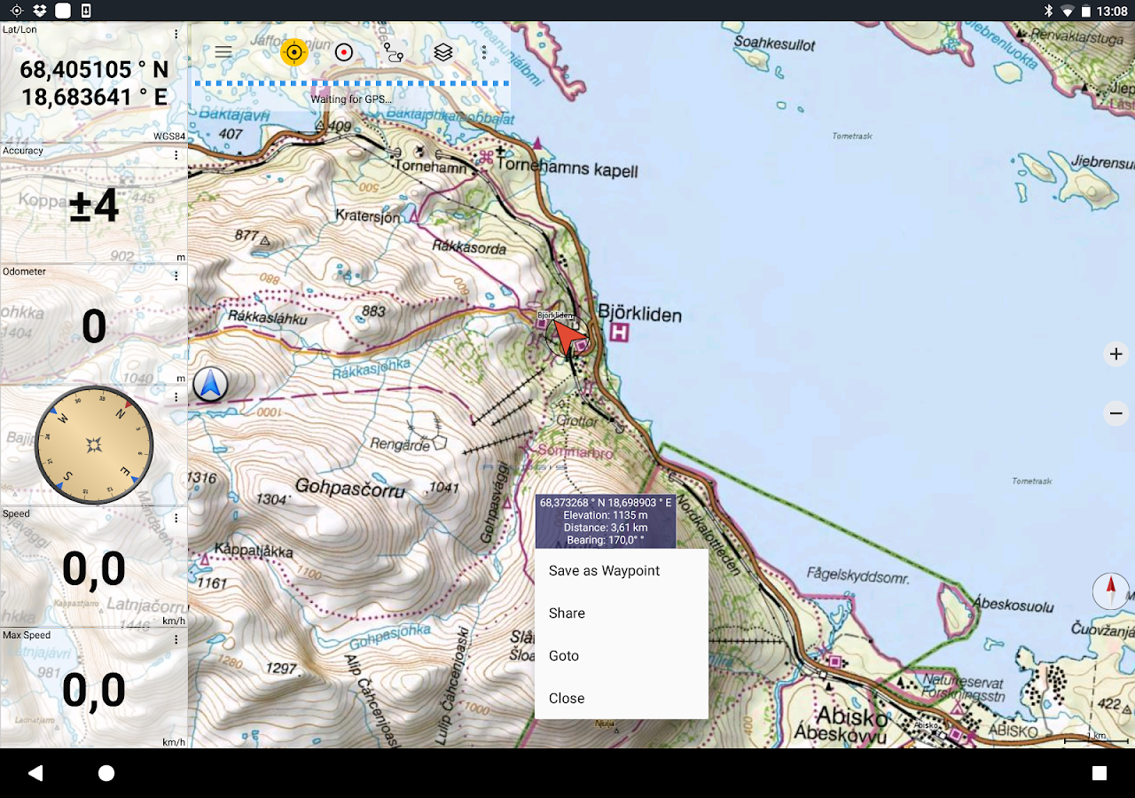 Sweden Topo Maps Android Apps On Google Play - Sweden elevation map