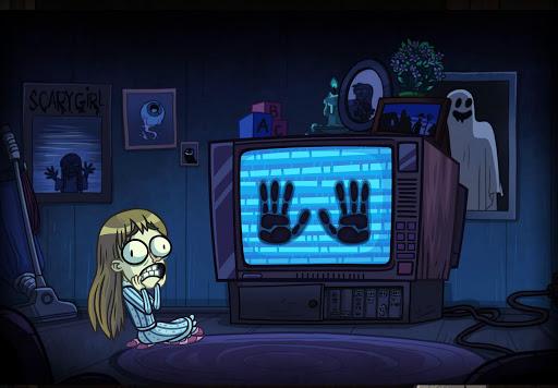 Troll Face Quest: Horror 3 apkmr screenshots 3