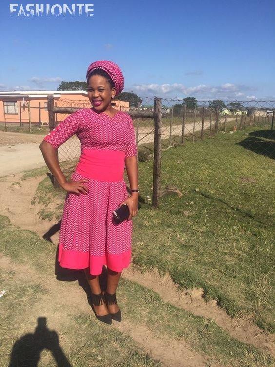 lesotho shweshwe designs