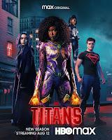 Tercera temporada de Titans