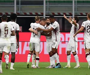 Le Torino va devoir provisoirement se priver de l'un de ses meilleurs joueurs