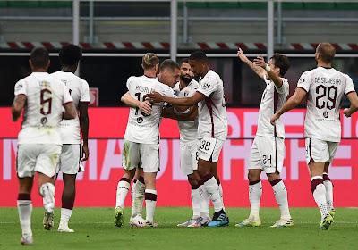 Le Torino démolit la Genoa et souffle dans la course au maintien