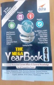 Mega Yearbook GK Book Review