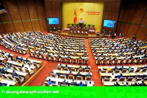 Hình 1: Quốc hội lo lắng đầu ra cho nông sản