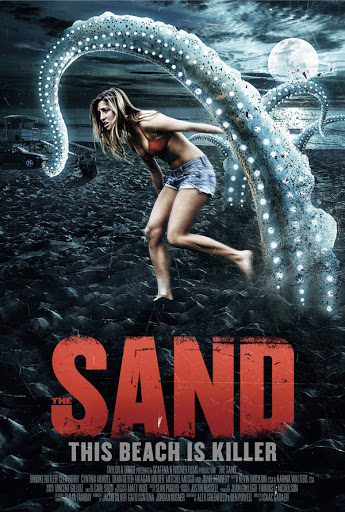 The Sand - Quái Vật Biển