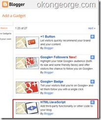 Colorful Recent posts widget in blogger2
