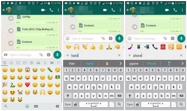 Whatsapp Will Soon Let You Search for Emojis 1
