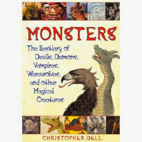Monsters The Ultimate Bestiary
