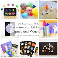 How to Introduce Space and Planets to Toddlers
