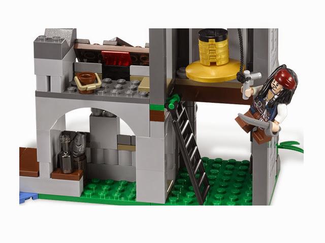 4183 レゴ 水車小屋の決闘