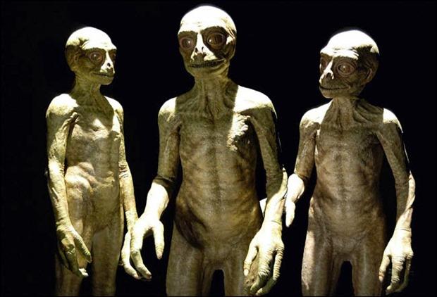 Top 10 provas de répteis Extraterrestres entre nós 01